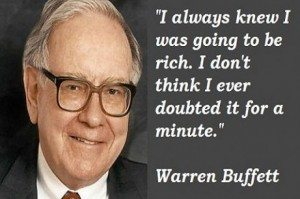 Warren Buffett 87 Billion