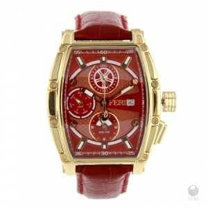 feri-luxury-watches-Gold Tone