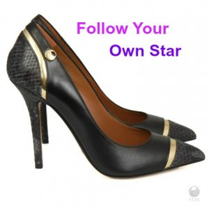 Get paid to wear FERI high end shoes