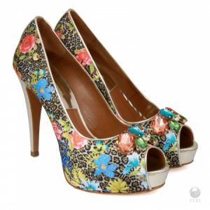 Get paid to wear FERI ladies high end shoes from GWT Corp