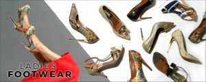 Get paid to wear FERI Ladies high end shoes