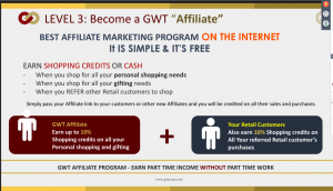 Join GWT Corp affiliate program